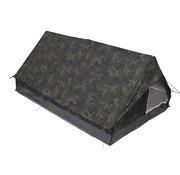 "MFH MFH - Tent  -  ""Retrotent""  -  2 personen  -  Woodland vlekkencamouflage - Festivaltent"