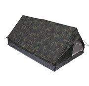 """MFH Outdoor MFH - Tent  -  """"Minipack""""  -  Woodland camo  -  2 persoons"""
