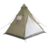 "MFH MFH - Indianen Tent  -  ""Tipi""  -  legergroen/olijfgroen"