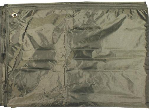 "MFH MFH - Dekzeil  -  ""Tarp""  -  legergroen (OD)  -  ca. 200 x 300 cm"