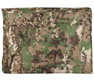 "MFH MFH - Dekzeil  -  ""Tarp""  -  operation-camouflage  -  ca. 300 x 300 cm"