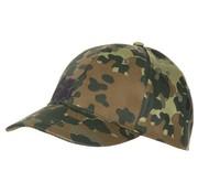 MFH Outdoor US Army cap met klep BW camouflage in grootte verstelbaar
