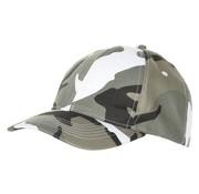 MFH Outdoor US Army cap met klep urban in grootte verstelbaar