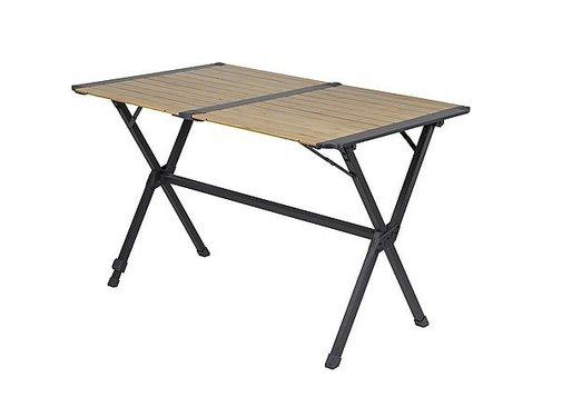 Bo-Camp Bo-Camp - Urban Outdoor - Lamel tafel - Maryland - 111x72x70 cm - Bamboe