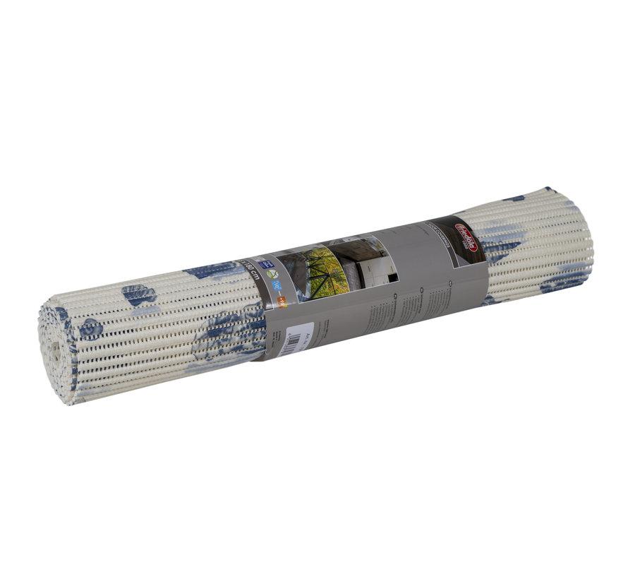 Friedola - Antislip mat - Softy-tex - Display - 10 rollen - Marmorize Metallic