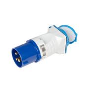 No Label Steckeradapter - CEE - 3-Polig
