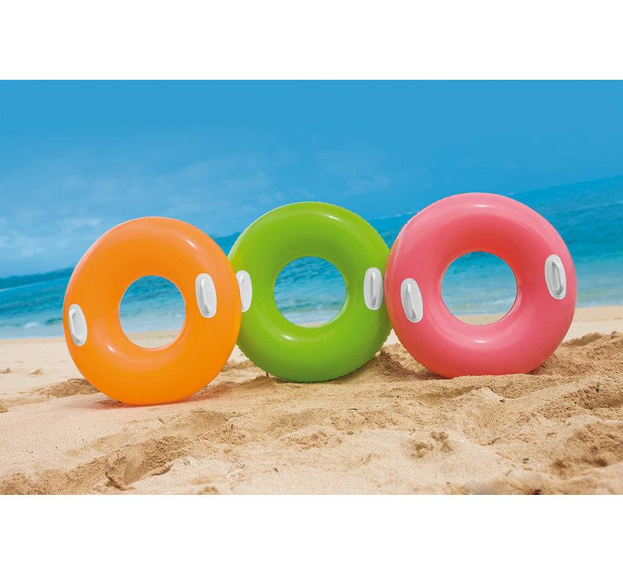 Intex - Schwimmreifen - Hi-Gloss - 76cm
