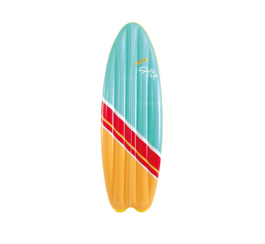 Intex - Surf mat - Opblaasbaar - 178x69 cm