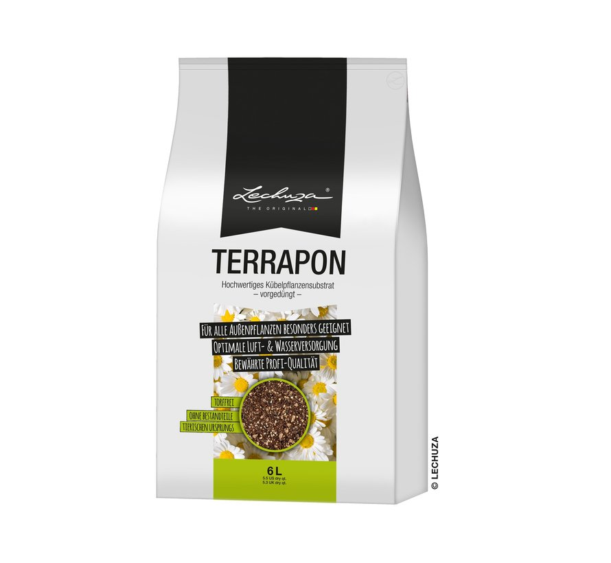 LECHUZA-TERRAPON 6 Liter