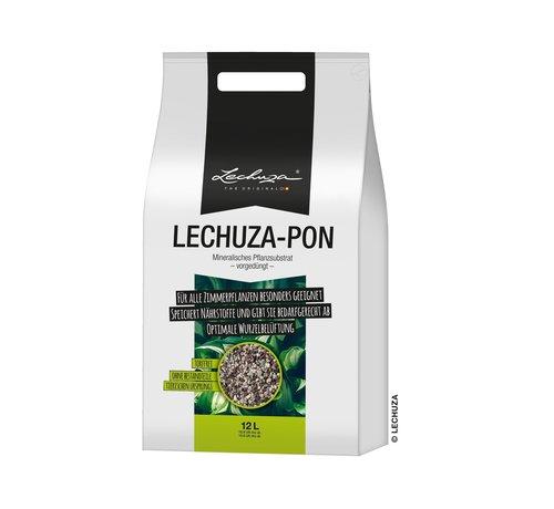 Lechuza LECHUZA-PON 18 liter - Hoogwaardig, mineraal plantensubstraat