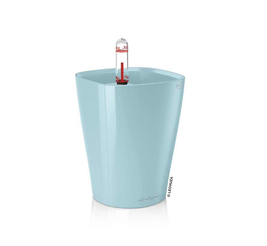 Lechuza - Mini-Deltini scandinavian blue high-gloss ALL-IN-ONE set