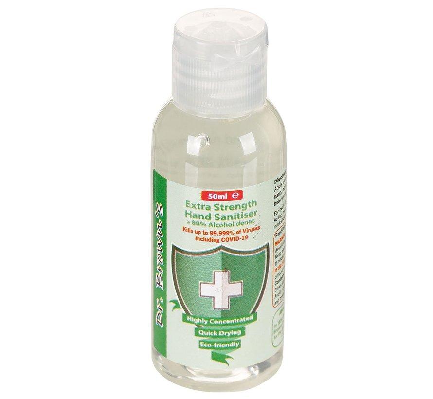 """Desinfectiemiddel """"BCB"""", gel, 50 ml"""