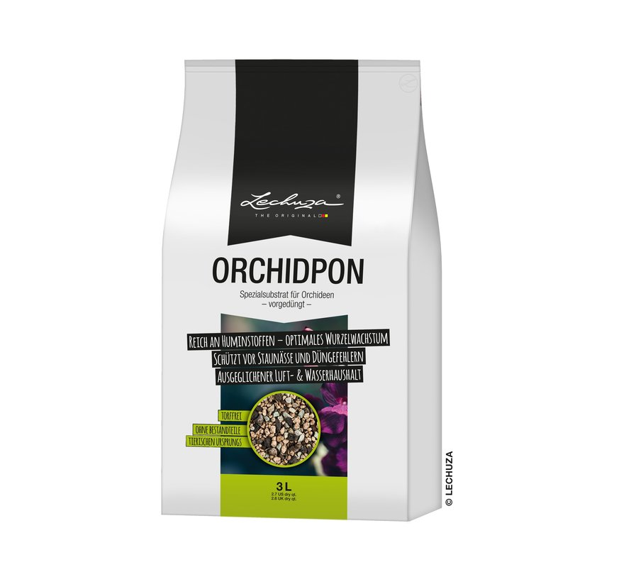 LECHUZA ORCHIDPON 3 Liter