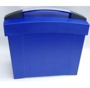 Elba ELBA Move  -  Koffer  -  Hängemappe koffer  -  Blau  -  Auch zum Angeln oder Picknick