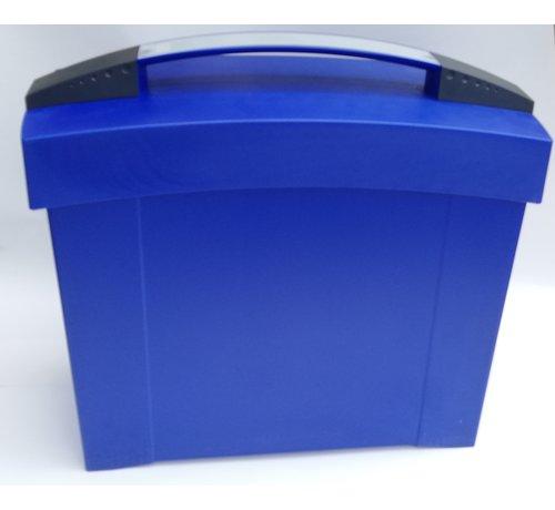 Elba ELBA Move  -  Koffertje  -  Hangmappenkoffer  -  Blauw  -  Ook voor vissen of picnic
