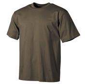 MFH Outdoor MFH - US T-Shirt -  halbarm -  oliv -  170 g/m²