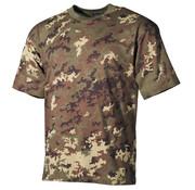 MFH Outdoor MFH - US T-Shirt -  halbarm -  vegetato -  170 g/m²