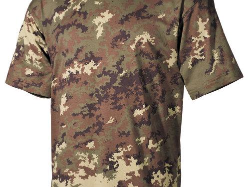 MFH Outdoor MFH - US T-Shirt  -  Vegetato  -  170 g/m²