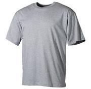 MFH Outdoor MFH - US T-Shirt  -  Grijs  -  170 g/m²