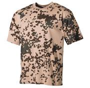 MFH Outdoor MFH - US T-Shirt -  halbarm -  BW tropentarn -  170 g/m²