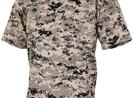 MFH Outdoor MFH - US T-Shirt  -  Urban digital  -  170 g/m²