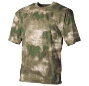 MFH Outdoor MFH - US T-Shirt  -  HDT camo FG  -  170 g/m²