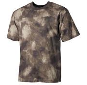 MFH Outdoor MFH - US T-Shirt -  halbarm -  HDT-camo -  170 g/m²