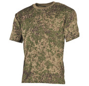 MFH Outdoor MFH - US T-Shirt -  halbarm -  russisch digital -  170 g/m²