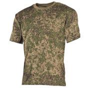 MFH Outdoor MFH - US T-Shirt  -  RU digital  -  170 g/m²