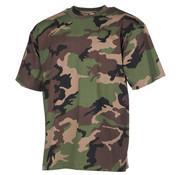 MFH Outdoor MFH - US T-Shirt -  halbarm -  M 97 SK tarn -  170 g/m²