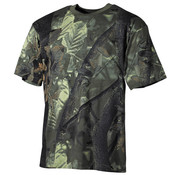 "MFH Outdoor MFH - US T-Shirt  -  ""Hunter""  -  Groen  -  170 g/m²"