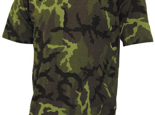 "MFH Outdoor MFH - US T-Shirt -  ""Streetstyle"" -  M 95 CZ tarn -  140-145 g/m²"