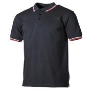 ProCompany ProCompany - Poloshirt  -  Zwart  -  Met knopen