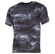 MFH Outdoor MFH - US T-Shirt -  halbarm -  HDT-camo LE -  170 g/m²