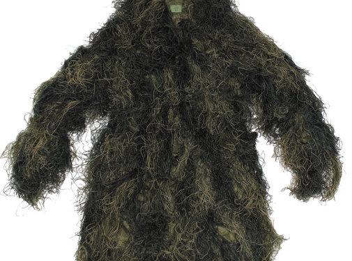 "MFH Outdoor MFH - Camouflageparka -  ""Ghillie""  -  Woodland"