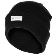 MFH Outdoor MFH - Gebreide muts  -  Zwart  -  3M™ Thinsulate™