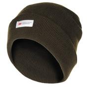 MFH Outdoor MFH - Gebreide muts  -  OD groen  -  3M™ Thinsulate™