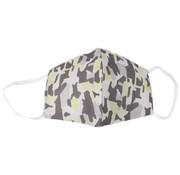 No Label Mondkapjes / Wasbare maskers - 5 stuks - katoen - camouflage - niet medisch