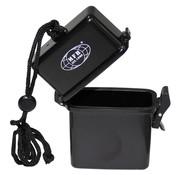 MFH Outdoor MFH - Box  -  Kunststof -  Waterdicht  -  nekband  -  Zwart