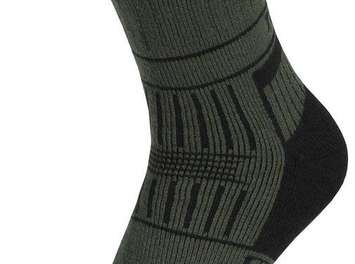 """MFH Outdoor MFH - Thermo sokken  -  """"Alaska""""  -  Legergroen"""