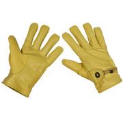MFH Outdoor MFH - Western handschoenen  -  Leer  -  Beige