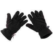 MFH Outdoor MFH - Fleece-Handschuhe -  schwarz -  3M™ Thinsulate™ Insulation