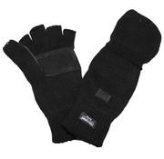 MFH Outdoor MFH - Strick-Faust-Fingerhandschuh -  schwarz -  3M™ Thinsulate™