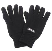 MFH Outdoor MFH - Gebreide handschoenen  -  Zwart  -  3M™ Thinsulate™ Isolatie