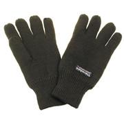 MFH Outdoor MFH - Gebreide handschoenen  -  Legergroen  -  3M™ Thinsulate™ Isolatie