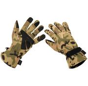 "MFH High Defence MFH High Defence - Vinger handschoenen  -  ""Soft shell""  -  Operation camo"