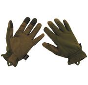 """MFH High Defence MFH High Defence - Vinger handschoenen  -  """"Lightweight""""  -  Legergroen"""