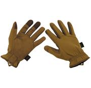 "MFH High Defence MFH High Defence - Vinger handschoenen  -  ""Lightweight""  -  Coyote tan"
