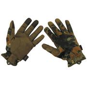 "MFH High Defence MFH High Defence - Vinger handschoenen  -  ""Lightweight""  -  Vlekken camouflage"