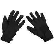 "MFH High Defence MFH High Defence - Fingerhandschuhe -  ""Worker light"" -  schwarz"
